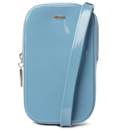 Mini Bolsa Azul Duda Porta-Celular Brizza