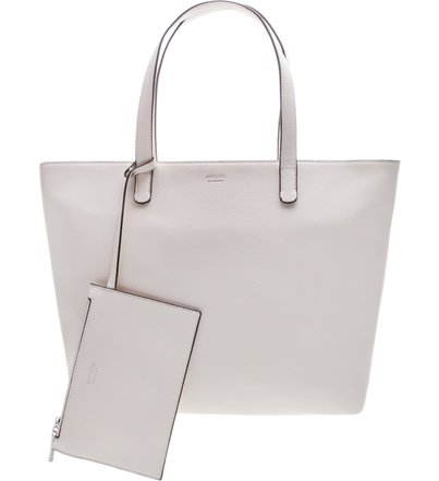 Bolsa Shopping Mercato Grande Off-White