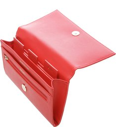 Carteira Low Grande Royal Red