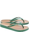 Chinelo Beach Chic Verde
