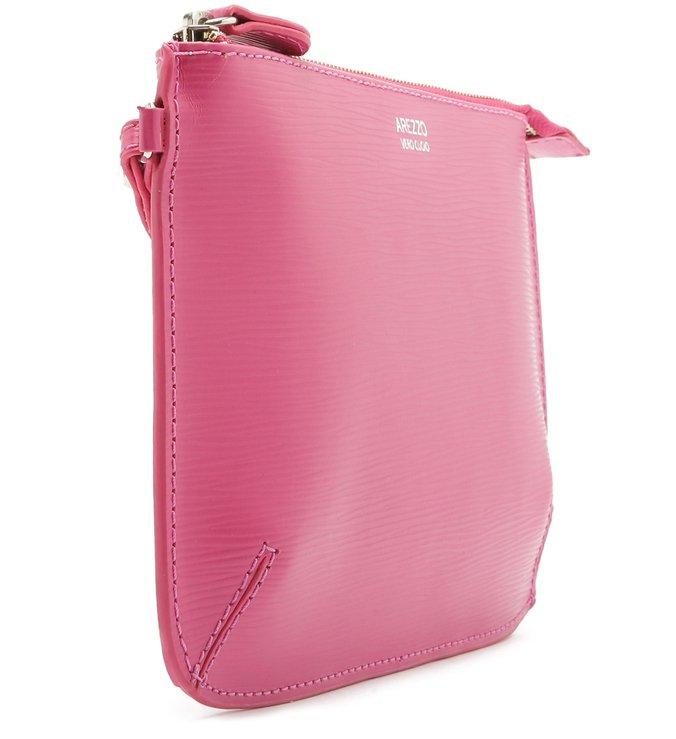 Necessaire Bella Couro Summer Pink