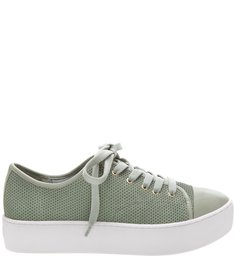 Tênis ZZ MOV Fun Tricot Soft Mint