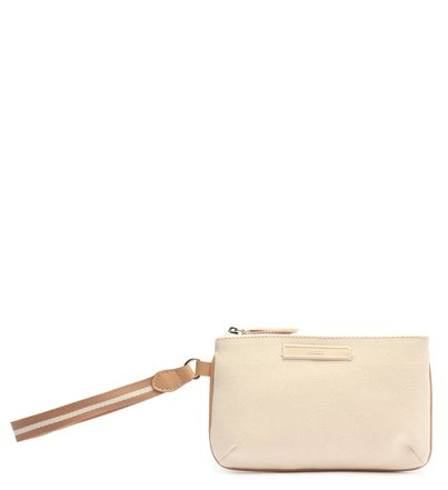 Pouch Off-White Lona ZZ Play