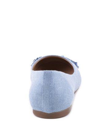 Sapatilha Desfiadinha Jeans