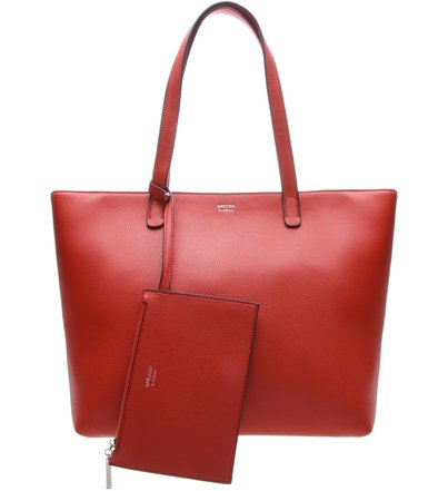 Bolsa Shopping Mercato Grande Royal Red