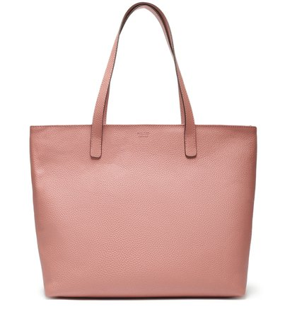 Bolsa Shopping Grande Rosa