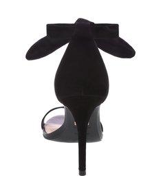 Sandália Clássica Lace-up Preta