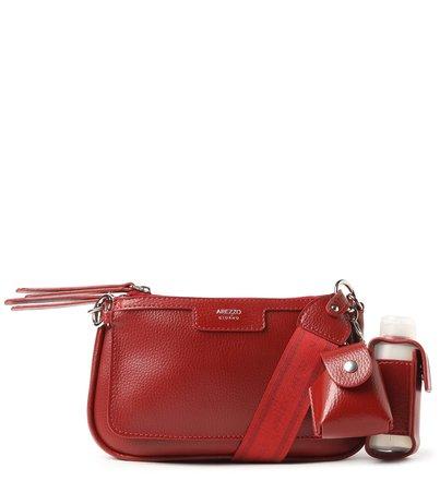 Tiracolo Porta-Objetos Vermelha Naomi