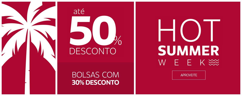 HSW | Descontos incríveis de até 50% - Bolsas com 30%