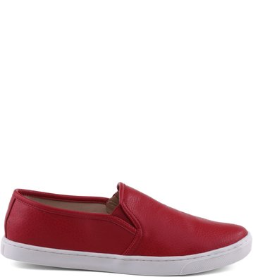 Slip-on Casual Scarlet
