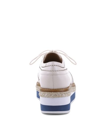 Oxford Plataforma Color Off-White