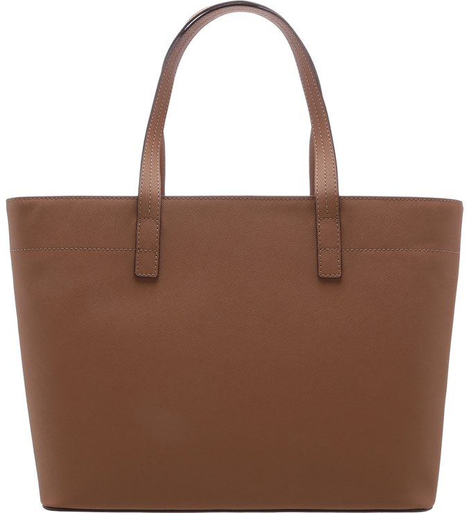 Bolsa Shopping Emily Grande Natural Tan
