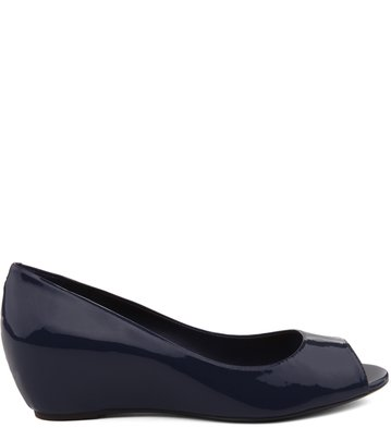 Peep Toe Verniz Eclipse