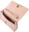Bolsa Clutch Couro New-Rose