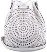 Bolsa Bucket Maia Branca
