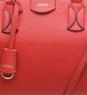 Bolsa Satchel Firenze Vermelha