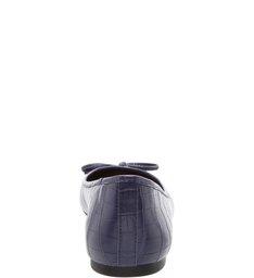 Sapatilha Croco Navy Blue