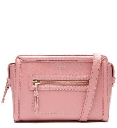 Bolsa Tiracolo Rosa Pequena Donna