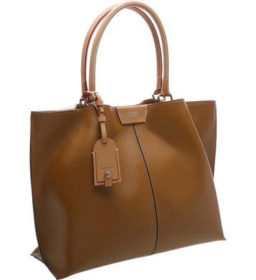 Bolsa Couro Shopping Grande Suzanna Scoth