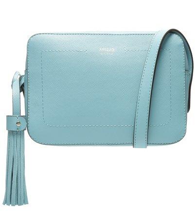 Bolsa Tiracolo Azul Laura Pequena