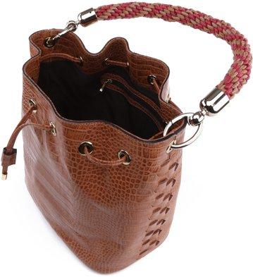 Bolsa Bucket Brigitte Tan