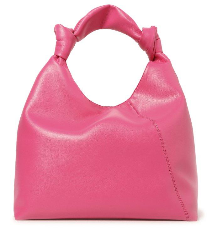 Bolsa Hobo Rosa Bali Grande