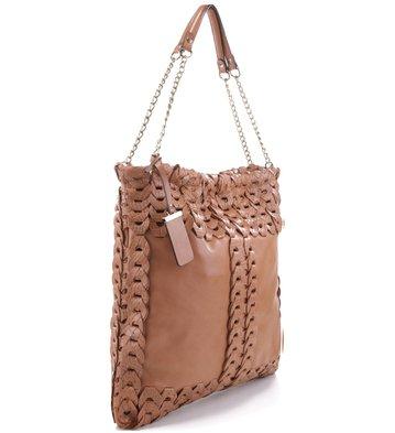 Bolsa Shopping Isabella Tan