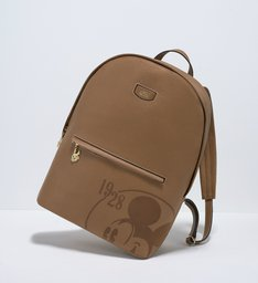 Disney | Mochila Grande 1928 Natural Tan