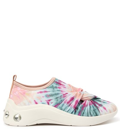 Tênis Slip On Tie-Dye ZZ Fun Glam