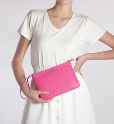 Necessaire Alça Salerno Pink Absolut