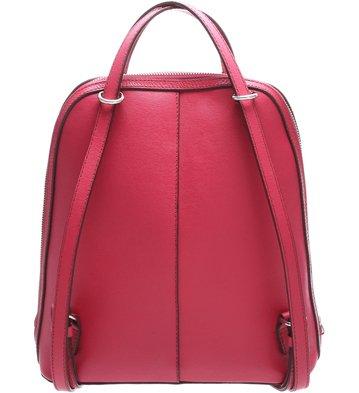 Mochila Couro Auguri Lady Pink