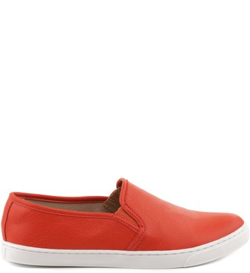 Slip-on Casual Mandarin