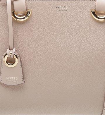 Bolsa Shopping Piacere Off White