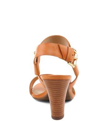 Sandália Rebites Terracota