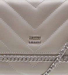 Bolsa Tiracolo Elegante Correntes Soft Mint