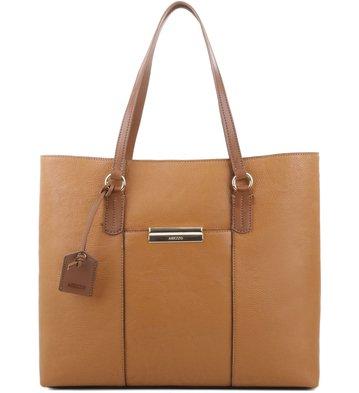 Bolsa Shopping Buongiorno Camel