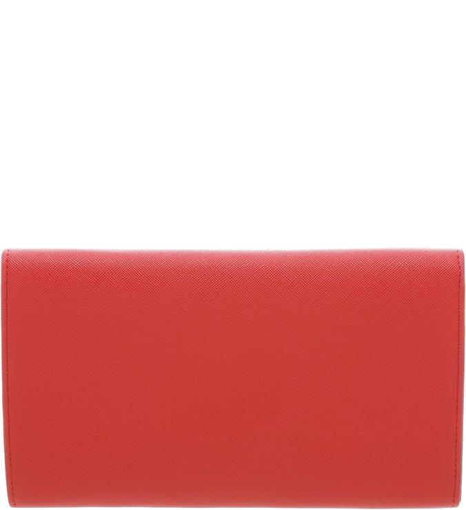 Carteira Low Grande Royal Red