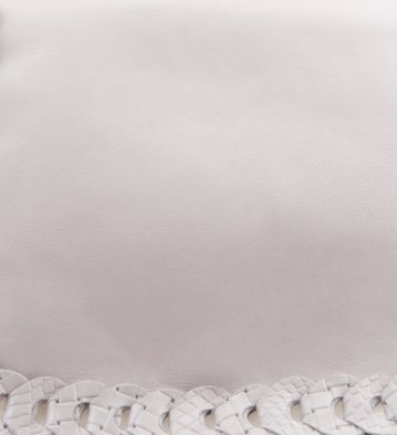 Bolsa Tiracolo Isabella Off-White