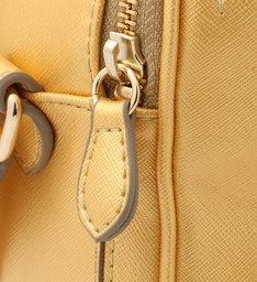 Bolsa Tiracolo Dourada Média Colore