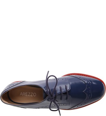 Oxford Marinho Color Line Red