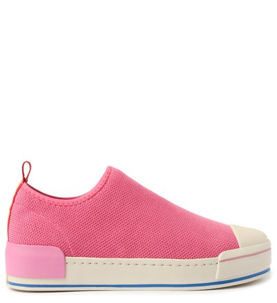 Slip On Rosa Knit Colorido