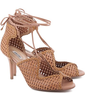 Sandália Cestaria Blush