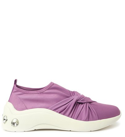 Tênis Slip On Roxo ZZ Fun Glam