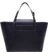Bolsa Couro Shopping Donatella Sea Blue