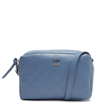 Bolsa Tiracolo Azul Bia Pequena