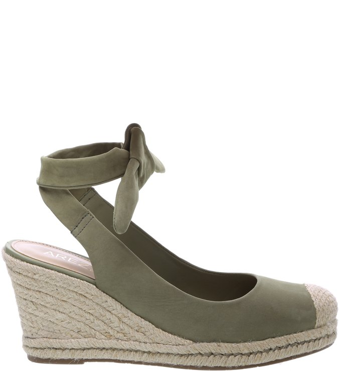 Espadrille Nobuck Alice Soft Army