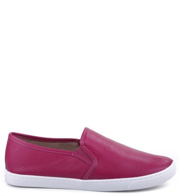 Slip-on Casual Orquidea