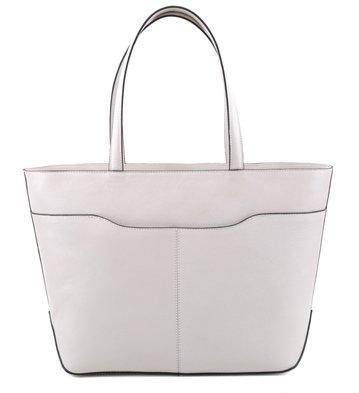 Bolsa Shopping City Off-White