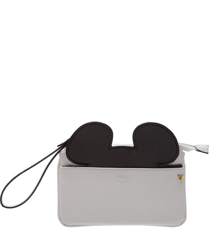 Disney | Necessaire Grande Disney Bianco e Preta