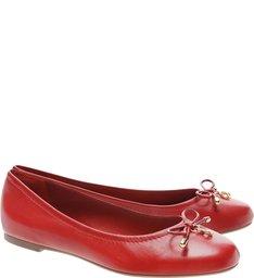 Sapatilha Essenciais Royal Red